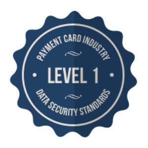 PCI Badge Homepage for VyaPay
